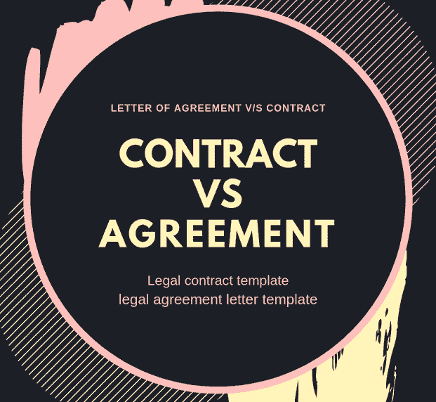 Letter Of Agreement And Contract: What Is An Agreement